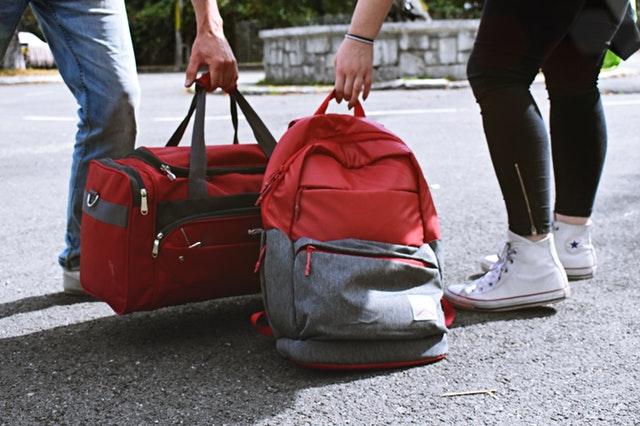 Serigrafía de mochilas, bidones, paraguas .....